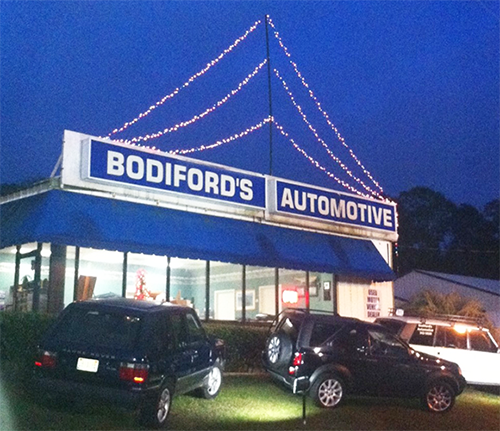 bodiford's automotive service